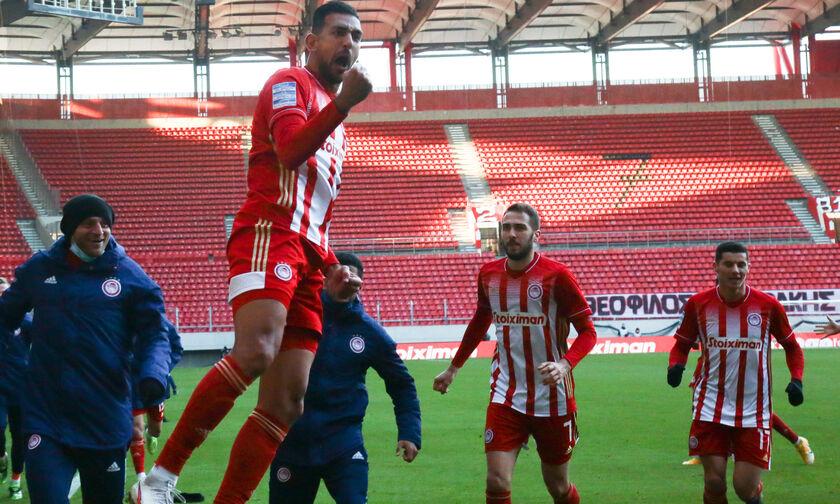 Ολυμπιακός – ΠΑΣ Γιάννινα 1-0: Με «λυτρωτή» τον Χασάν στο 93'! (highlights)