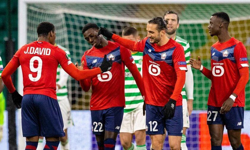 Ligue 1: Διπλό η Ρεν, είδε κι έπαθε η Λιλ, ήττα για Σεντ-Ετιέν (highlights)