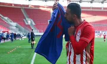 Ο Χασάν φίλησε τη φανέλα του Ελαμπντελαουΐ μετά το γκολ! (pics, vids)