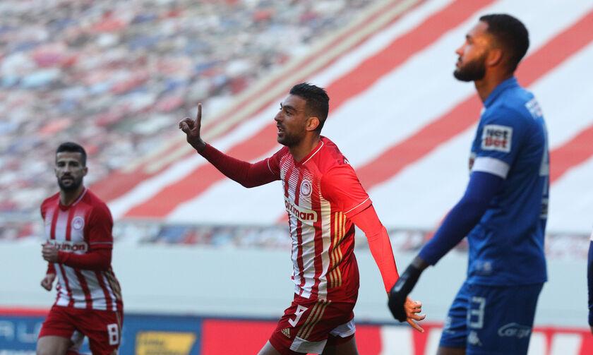 Ολυμπιακός-ΠΑΣ Γιάννινα 1-0: Κριτική των παικτών: Φορτούνης και Χασάν έδωσαν τη νίκη