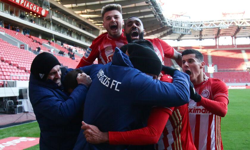Super League 1: Λυτρωτής Χασάν, «διπλά» ΠΑΟΚ & ΠΑΟ, πέναλτι-δώρο στην ΑΕΚ (βαθμολογία, highlights)