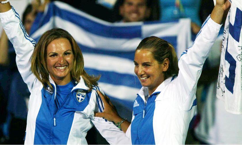 Τα χρυσά πανιά των Μπεκατώρου - Τσουλφά στους Ολυμπιακούς Αγώνες του 2004 (vid)
