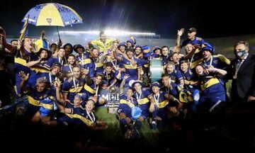 Μπόκα Τζούνιορς: Νίκησε στα πέναλτι την Μπάνφιλντ και κατέκτησε το Copa Maradona (vid)