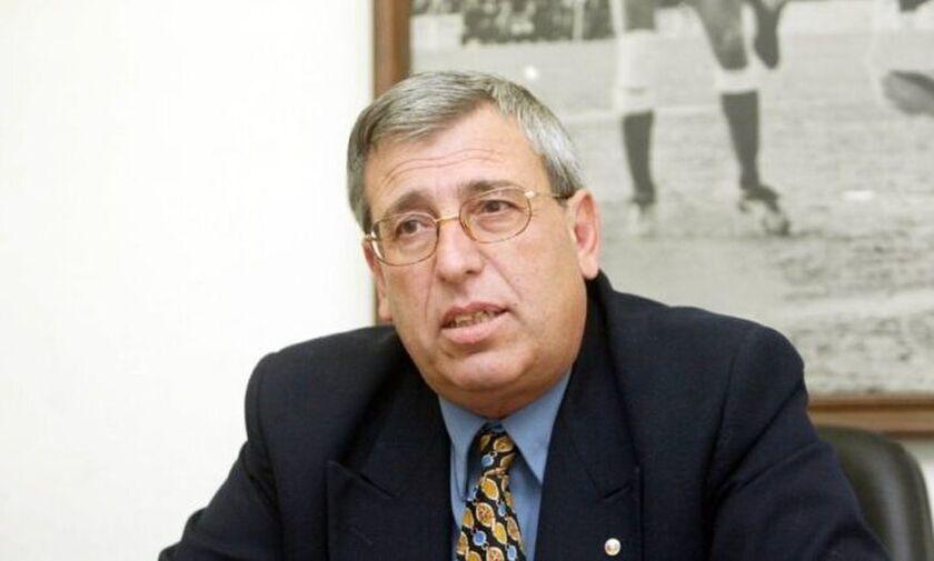 Εκλογές ΕΠΟ: Ανακοίνωσε επισήμως στην Εκτελεστική Επιτροπή την υποψηφιότητά του ο Ψαρόπουλος