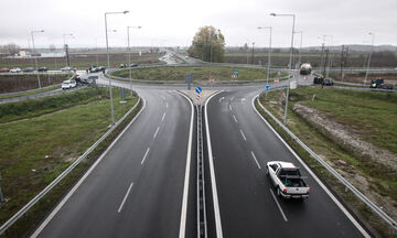 Κονδύλι 480 εκατομμυρίων  για τον αυτοκινητόδρομο Κεντρικής Ελλάδας, Ε65, Τρικάλων-Εγνατίας