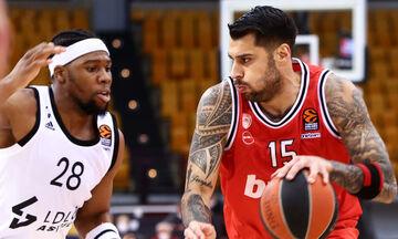 EuroLeague: Για τη ρεβάνς με Βιλερμπάν ο Ολυμπιακός