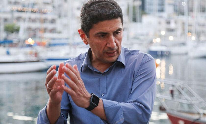 Αυγενάκης: «Ομιχλώδης και βρωμερή κατάσταση σε κάποιες αθλητικές ομοσπονδίες»