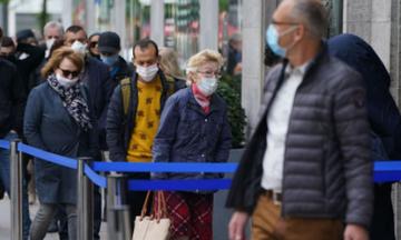 Γερμανία: Παράταση του lockdown μέχρι του Αγίου Βαλεντίνου (14/2) σύμφωνα με το Business Insider