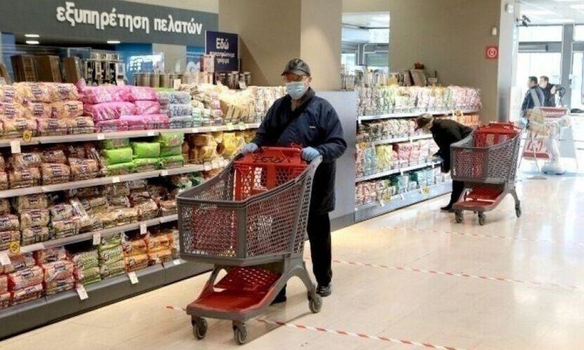 Σούπερ μάρκετ: Προαιρετικά ανοιχτά την Κυριακή 24/1 - Το ωράριο λειτουργίας τους