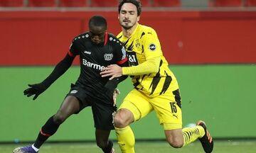 Bundesliga: H Λεβερκούζεν μοίρασε ασπιρίνες στην Ντόρτμουντ (highlights)