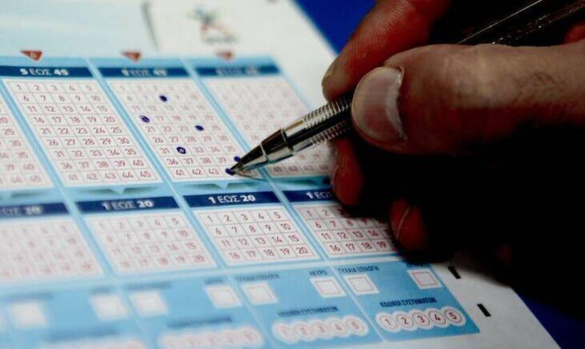 ΤΖΟΚΕΡ - κλήρωση (19/1): Σημειώθηκε ΤΖΑΚ ΠΟΤ - Δείτε τους τυχερούς αριθμούς (pic)