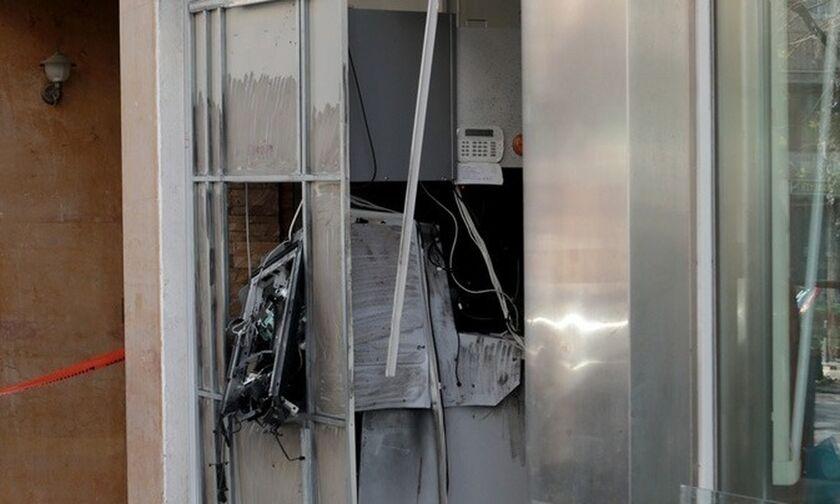 Ανατίναξαν δύο ΑΤΜ σε εμπορικό κέντρο στο Μαρούσι
