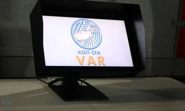 Κύπρος: Ο απολογισμός του VAR - Που έγιναν λάθη σύμφωνα με το τμήμα διαιτησίας της ΚΟΠ