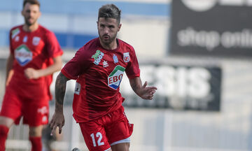 Βόλος - ΟΦΗ: Το γκολ του Μαρτίνες για το 1-0 (vid)