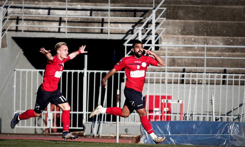 Τρίκαλα - Απόλλων Λάρισας 1-0: Ο Ευθυμίου είχε (ξανά) τη λύση!