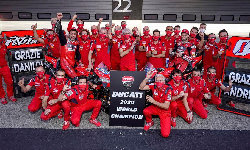 Ducati: Στο Moto GP έως το 2026