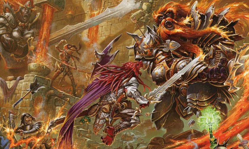 Και τηλεοπτική σειρά βασισμένη στο σύμπαν του «Dungeons & Dragons»!