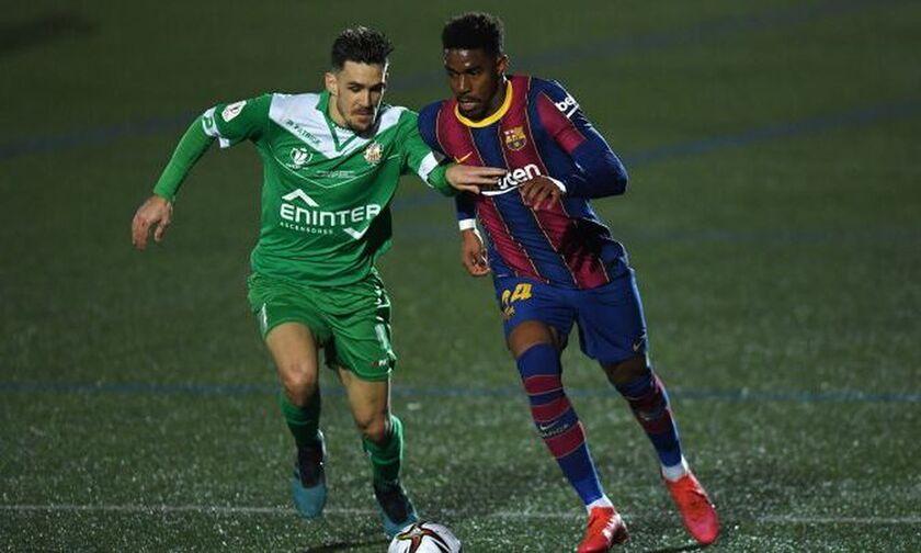 Copa del Rey: Με την ψυχή στο στόμα η Μπαρτσελόνα απέκλεισε 0-2 στην παράταση την Κορνεγιά! (vids)