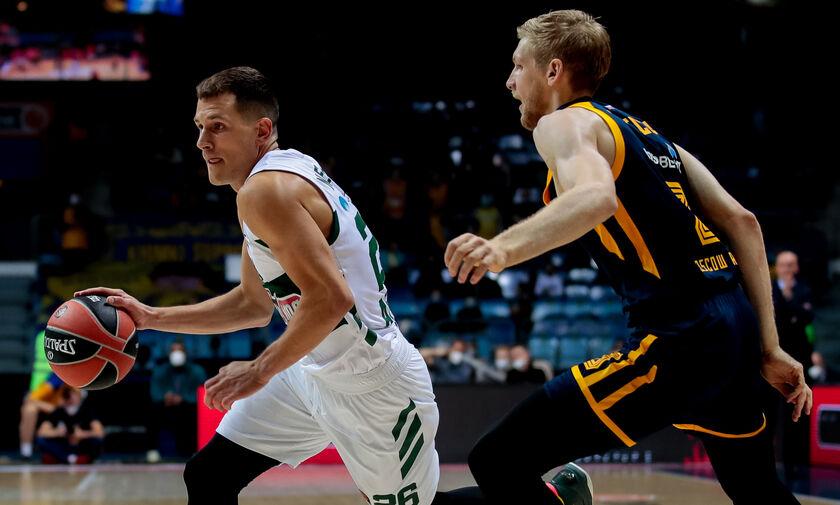 EuroLeague: Κανένα περιθώριο για Παναθηναϊκό με Χίμκι