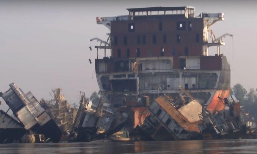 Εμποροβιομηχανικό Επιμελητήριο Πειραιά: Αναγκαία η δημιουργία διαλυτηρίου πλοίων