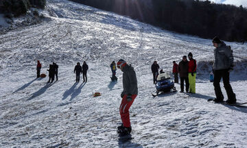 Η επικρατέστερη ημερομηνία για το άνοιγμα των χιονοδρομικών και ο τρόπος μετακίνησης