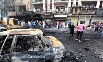 Τουλάχιστον 28 νεκροί και δεκάδες τραυματίες σε διπλή επίθεση αυτοκτονίας στη Βαγδάτη