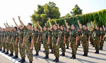 Στρατός ξηράς: Οριστική η αύξηση της θητείας κατά τρεις μήνες