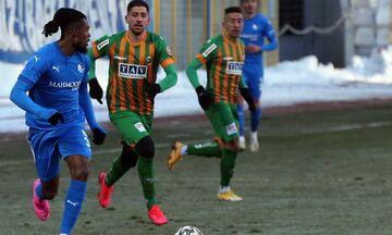 Με γκολ του Μπακασέτα η Αλάνιασπορ 1-1 στο Ερζερούμ - Αποβλήθηκε ο Τζαβέλλας (vid)