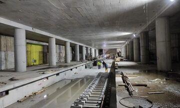 Πειραιάς: Ο υποθαλάσσιος σταθμός του Mετρό - Tα δεδομένα με τις εργασίες στην πόλη