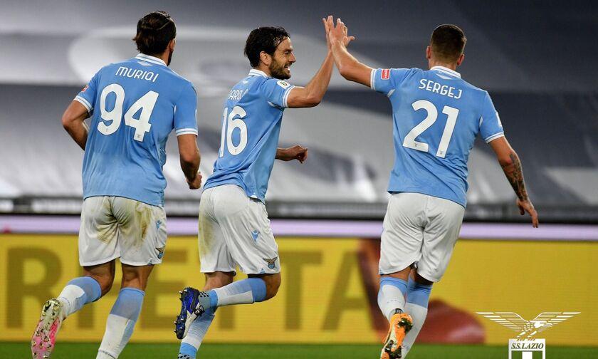 Coppa Italia: Πρόκριση για την Λάτσιο στο 90΄επί της Πάρμα!