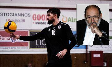 Τι «είπε» ο Ουμπέρτο Έκο για τον... ΠΑΟΚ και το σενάριο Προύσαλη στον Ολυμπιακό
