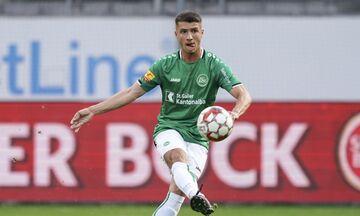 Καλύτερος νέος ποδοσφαιριστής στην Ελβετία ο Στεργίου