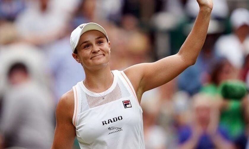 Μπάρτι: «Μεγάλη πρόκληση το Australian Open»