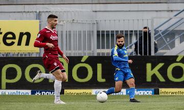 Αστέρας Τρ.-ΑΕΛ 1-0: «Καθάρισε» με Μπαράλες (highlights)