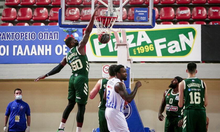 Το πανόραμα της Basket League (12η αγωνιστική): Πίσω στην κορυφή ο Παναθηναϊκός (highlights)