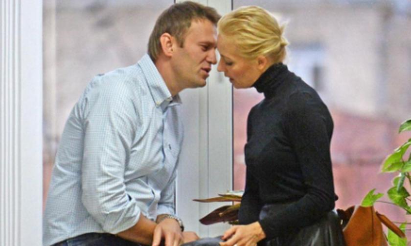 Μόσχα: Αφέθηκε ελεύθερη η γυναίκα του Ναβάλνι