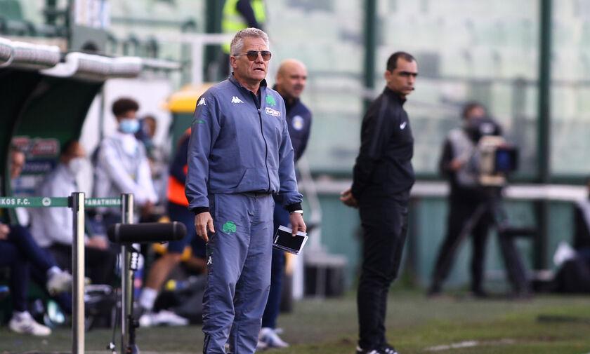 Παναθηναϊκός-ΟΦΗ 2-0: Μπόλονι: «Να είμαστε πιο αποτελεσματικοί»