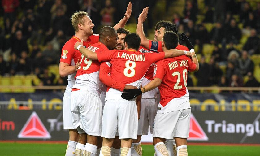 Ligue 1: Με ανατροπή η Μονακό, 3-1 τη Μαρσέιγ (highlights)