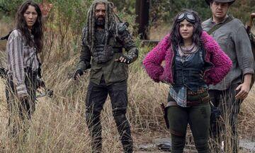 The Walking Dead: Το τρέιλερ για τα τελευταία έξι επεισόδια του 10ου κύκλου! (vid)