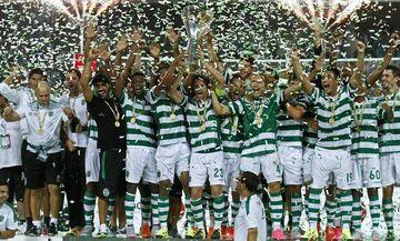 League Cup Πορτογαλίας: Το σήκωσε η Σπόρτινγκ!
