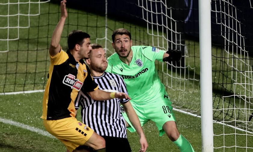 Super League 1: «Χ» στην Τούμπα, ο Ολυμπιακός +11 από ΑΕΚ και +12 από ΠΑΟΚ! (βαθμολογία, highlights)
