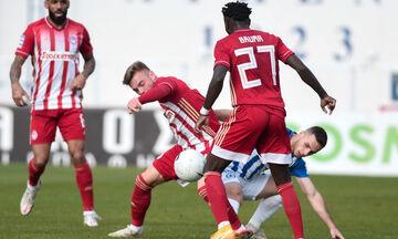 Ατρόμητος - Ολυμπιακός 0-1: Κριτική παικτών: Ο Ρέαμπτσιουκ, ο Μπρούμα και οι άλλοι!