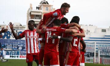 Τα highlights του Ατρόμητος - Ολυμπιακός 0-1 (vid)