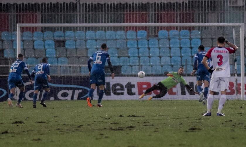 ΠΑΣ Γιάννινα - Βόλος 0-1: To «δώρο» του Εραμούσπε (Highlights)