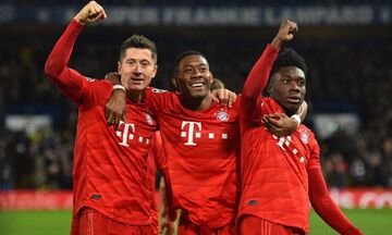 Bundesliga: Περίπατος της Μπάγερν στην έδρα της Σάλκε - Δεύτερη σερί νίκη η Χόφενχαϊμ (highlights)