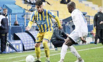 Παναιτωλικός - Λαμία 0-0:  «Έσπασαν» τα …δοκάρια! (Highlights)