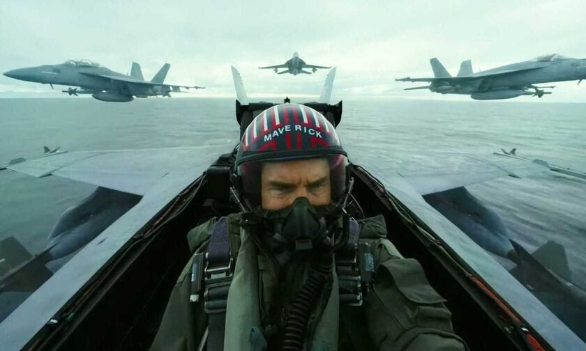 Top Gun 2: «Πόρτα» της Paramount σε Netflix και Apple Tv!