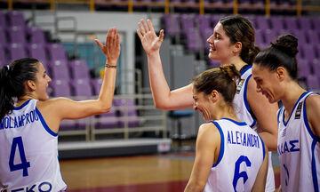 Εθνική Γυναικών: Ξεκίνησε προετοιμασία στο ΟΑΚΑ ενόψει «φούσκας» προκριματικών Ευρωμπάσκετ