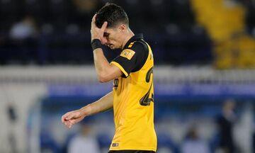 ΑΕΚ: O Μάνταλος έπαιξε στην Τούμπα κρατώντας κρυφό τον θάνατο του παππού του!