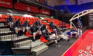 Ηρακλής: Βρίσκεται στο Ντεν Μπος για τους αγώνες του FIBA Europe Cup